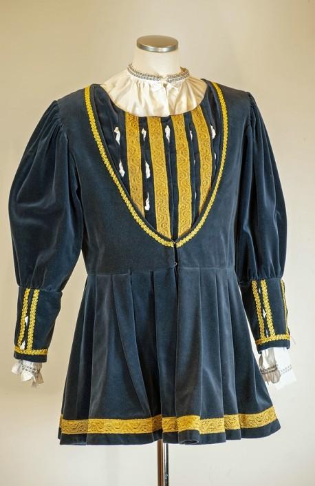 historische-kostuums spel Huiverenn in het Hof