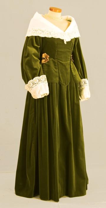 historische-kostuums spel Markiezinnen
