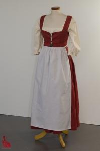 historische-kostuums keurs en rok
